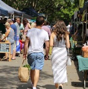 Northey Street City Farm Organic Market