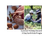 Summer School Holiday Earth Kids Program