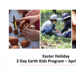 Early Bird Tickets to Easter Holiday Earth Kids Program