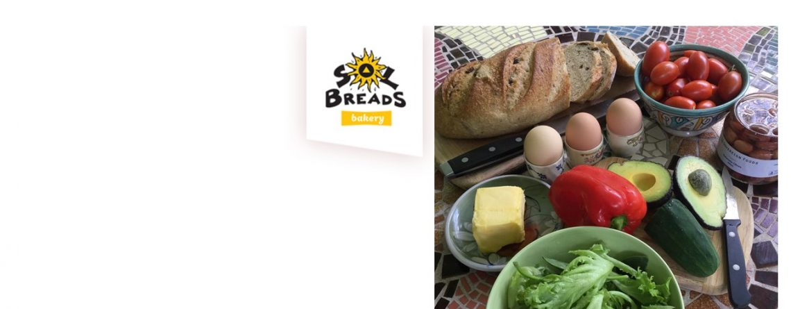 Sol Breads Organic Bakery at Northey Street City Farm
