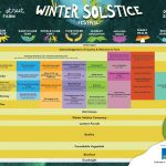 Winter Solstice Festival 2019 program & map
