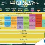 Winter Solstice Festival 2019 program & map