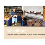 WoodKraft at Northey Street Sunday Organic Farmers Market