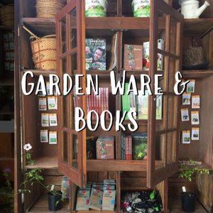 Garden Ware & Books